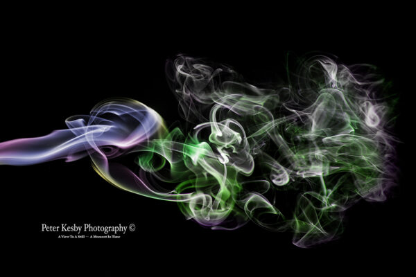 Smoke - Abstract - #10
