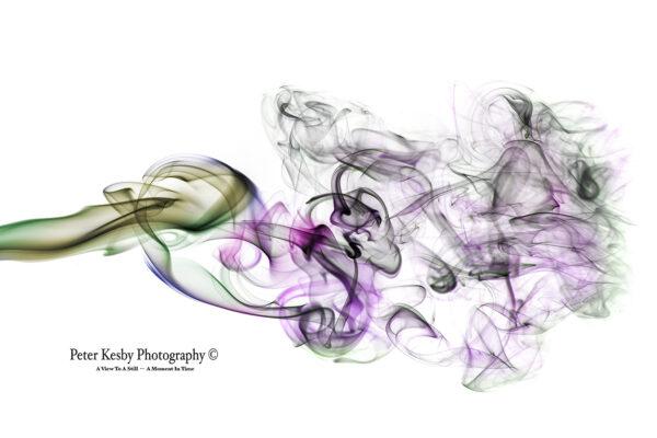 Smoke - Abstract - #12