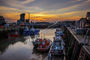 Whitstable Harbour - Sunrise