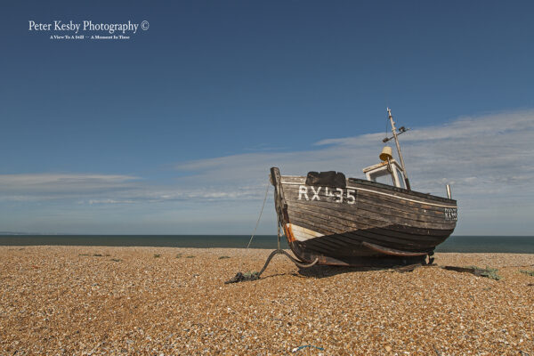 Fishing Scene - Dungeness - #2