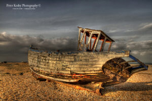 Fishing Scene - Dungeness - #3