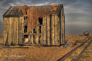 Shack - Track - Net - Dungeness