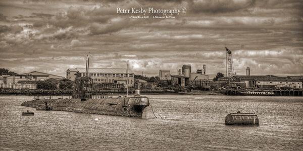 Rochester - Submarine