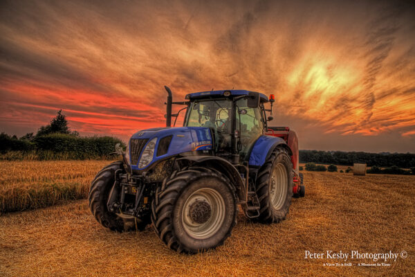 Tractor - #1