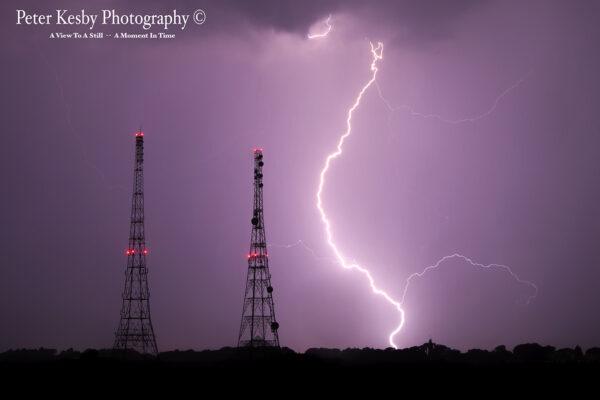 Lightning - RAF Swingate - Dover