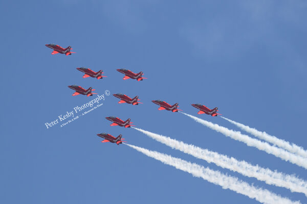 Red Arrows #19