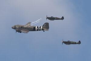 Spitfires - Dakota #2