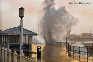 AF006 big wave seafront