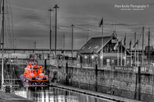 AF028 lifeboat dumphead colour popped