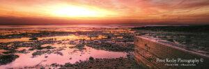 AG006 st margs sunrise groyne pano