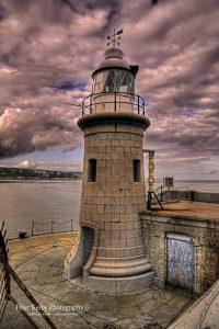 AN014 lighthouse end of pier folkestone