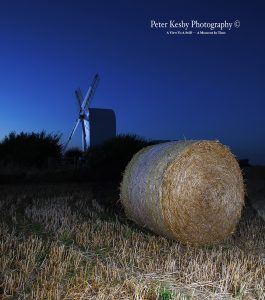 AP001 chilenden windmill night hat bale square