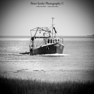 AR005 fishing boat coming in square