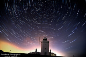 AT010 south foreland star trails