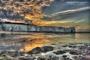 AU004 kingsgate bay sunset - 1