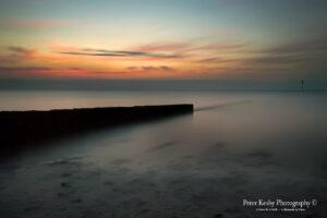 BC001 minnis bay sunset - 1