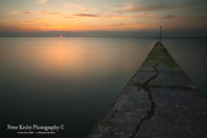 BC002 minnis bay sunset - 2