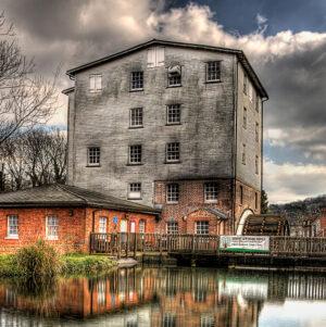 Crabble Corn Mill